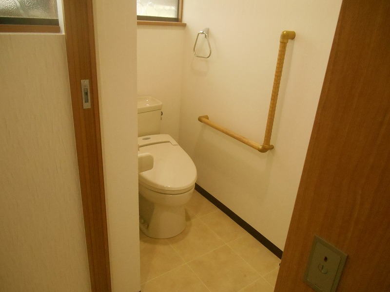 トイレ-改修後1
