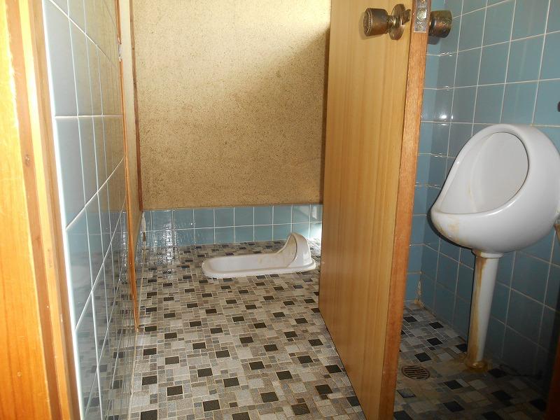トイレ-改修前5