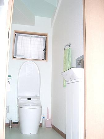 トイレ-改修後3