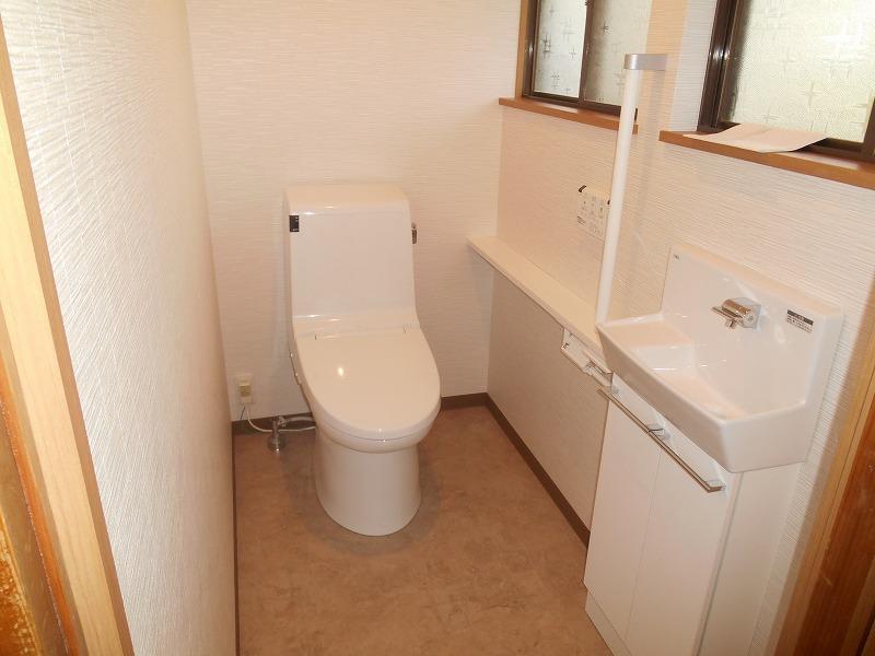 トイレ-改修後5